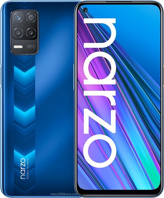 Realme Narzo 30 5G (Harga Rp. 2,9 Juta)