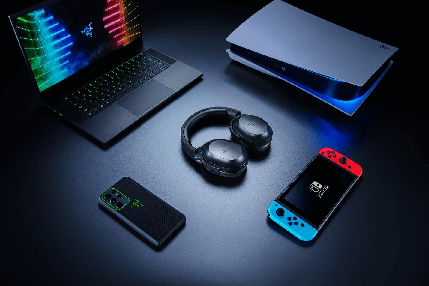 Razer Mengumumkan Headset Gaming Nirkabel yang Multi Platform, Razer Barracuda X