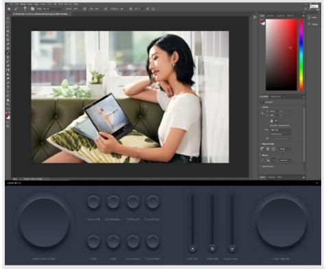 screenpad plus zenbook pro duo
