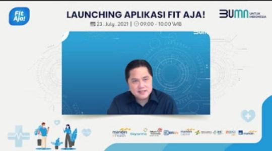FitAja! Aplikasi Digital Healthcare Untuk Indonesia