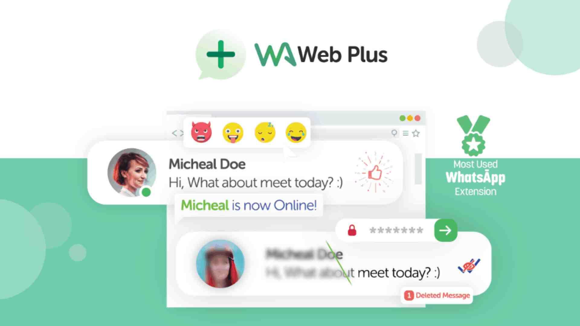 aplikasi whatsapp web plus