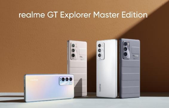 Realme GT Master Edition Dirilis, Ini Harga & Spesifikasinya