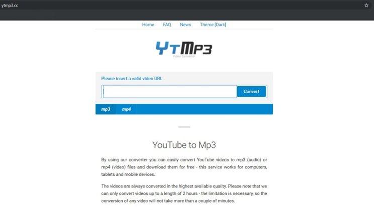 Download Lagu Dari YouTube Ubah ke MP3