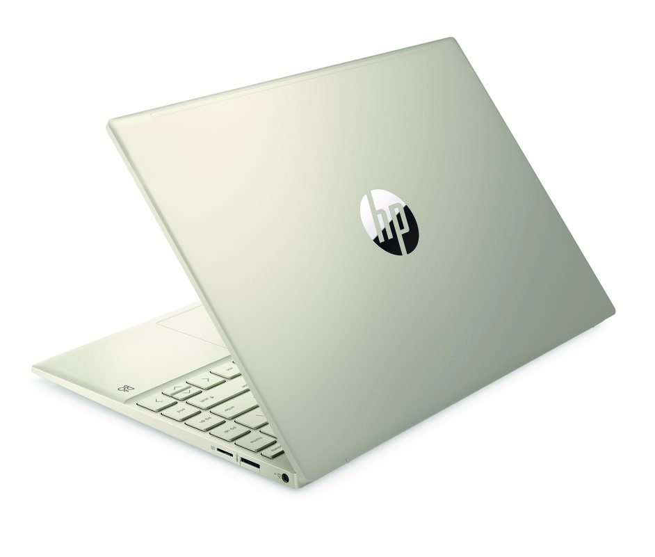 HP Pavilion Aero 13 hadir dalam dua warna yaitu Natural  Silver dan Warm Gold