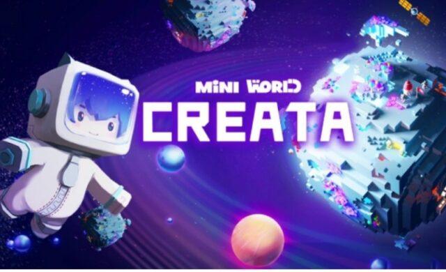 Apa itu Mini World: CREATA, Platform Buat Pemain Kreatif