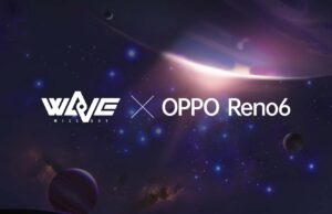 OPPO Bocorkan Kolaborasi Dengan Idol Grup AOV, WaVe