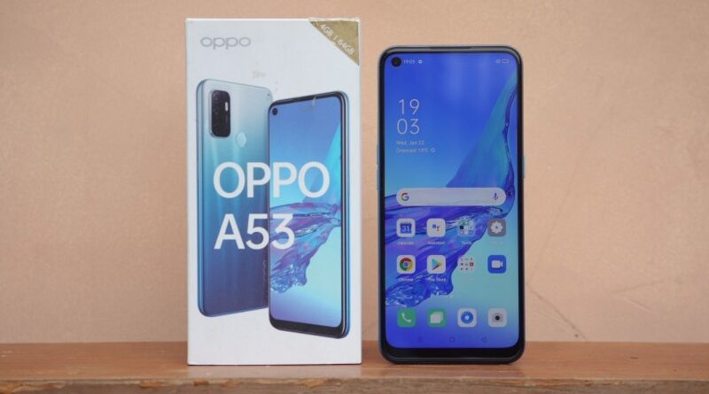 Review OPPO A53: Kelebihan, Kekurangan, Spesifikasi dan Harga HP OPPO